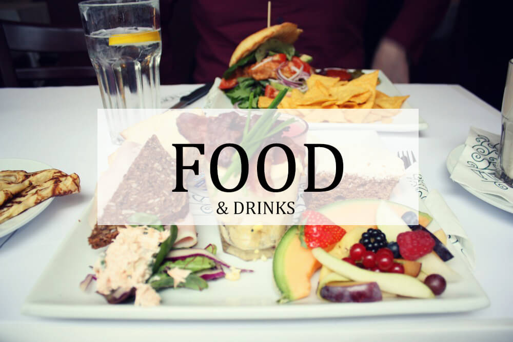 Food and drinks category thumbnail