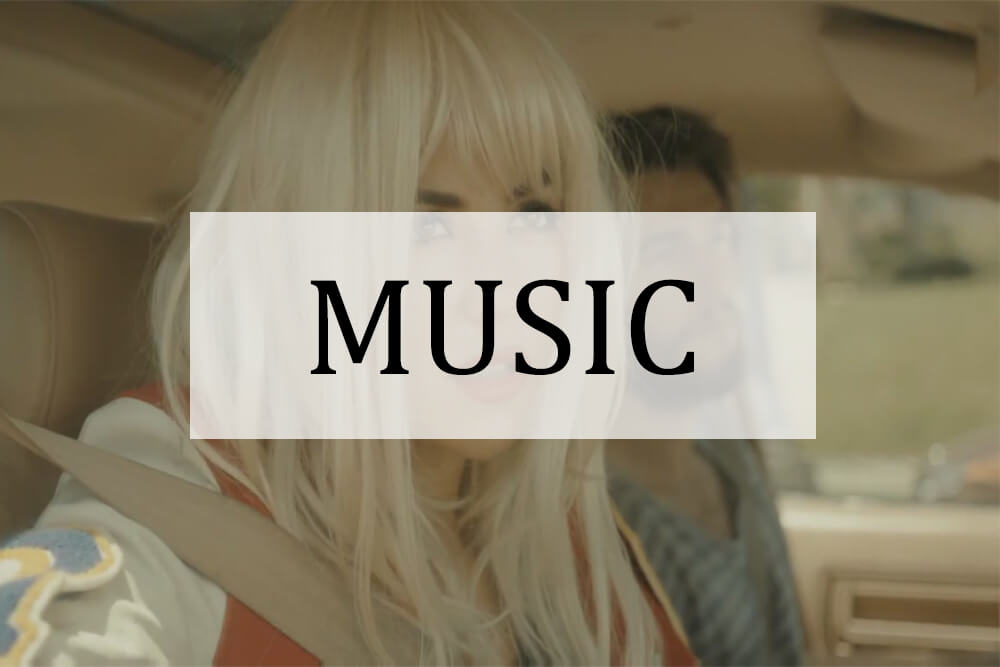Music category thumbnail