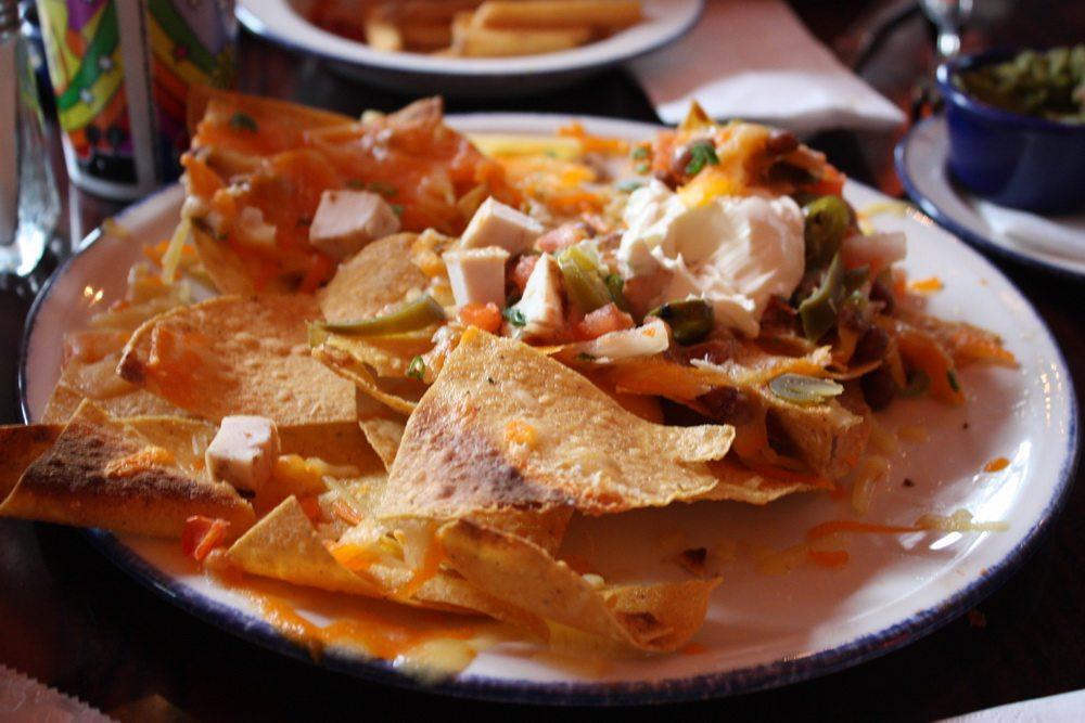 nachos from hard rock café copenhagen