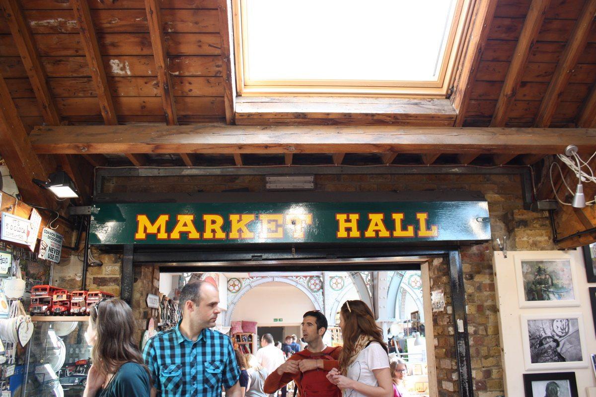 Market Hall Camden