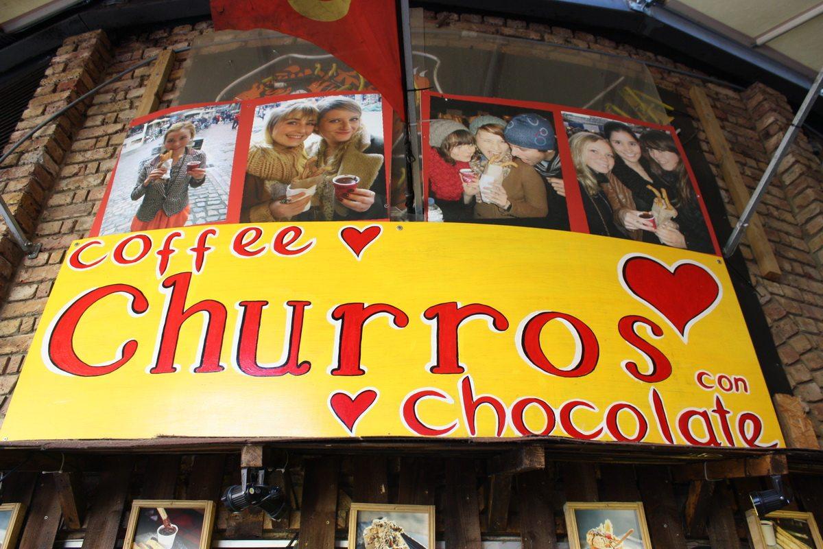Churros from Spain