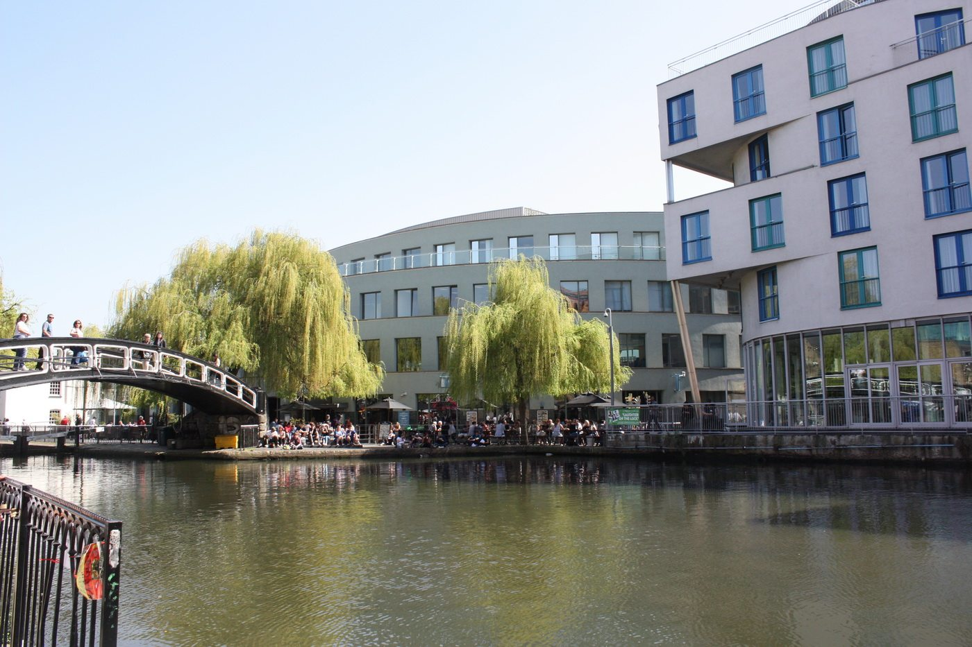 camden market river