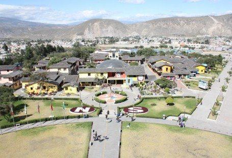 Ecuador el mitad del mundo