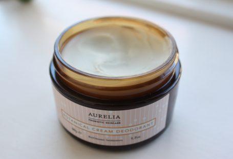 Aurelia botanical cream deo pot