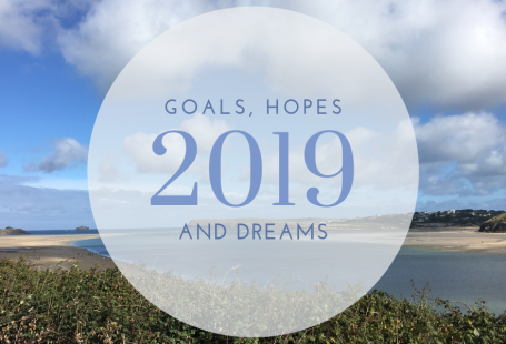 Goals, Hopes and dreams 2019