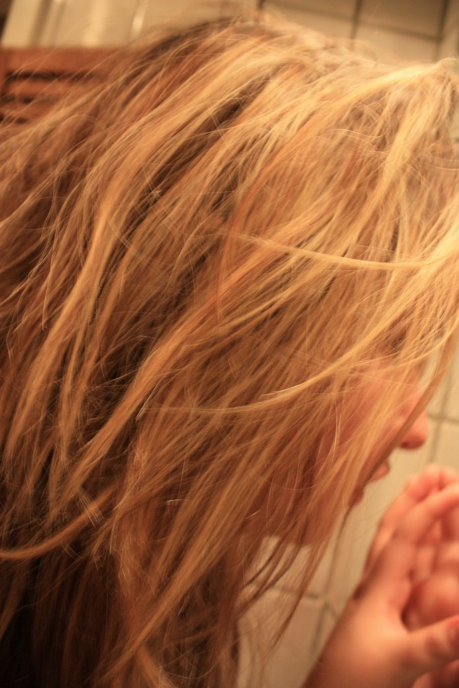 Morning hair - Nov09