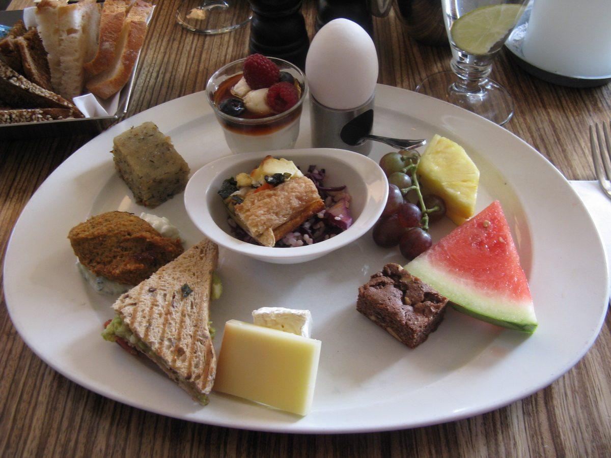 brunch cafe carlton 2009