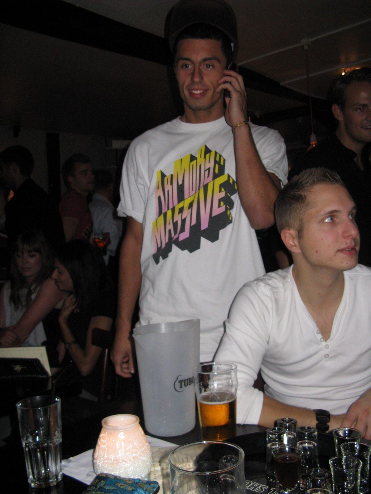Fatih, Magnus & Michael