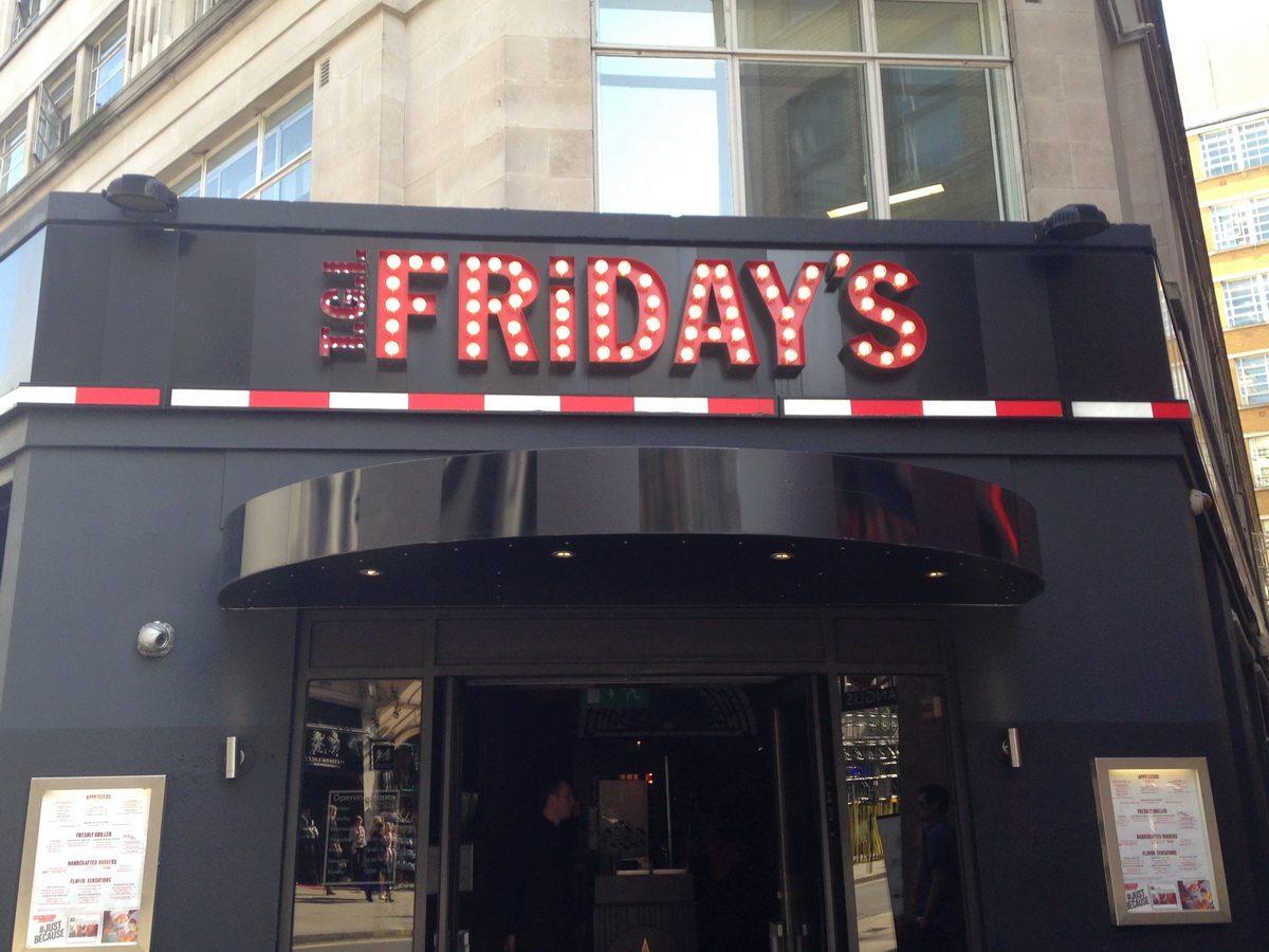 Fridays london