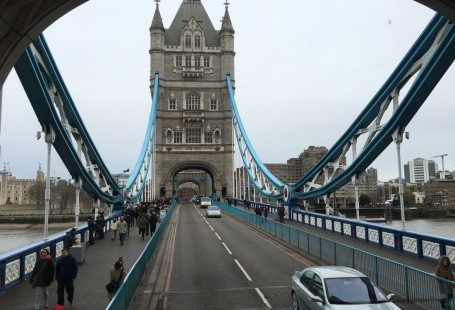 London bridge in London england