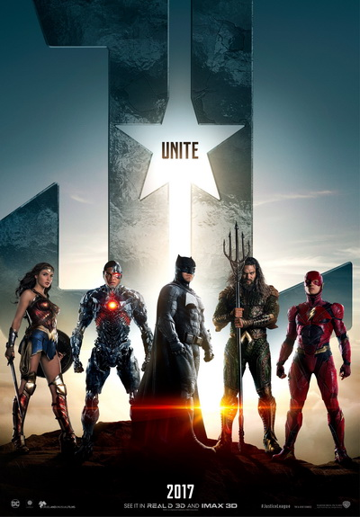 justice league 2017 poster