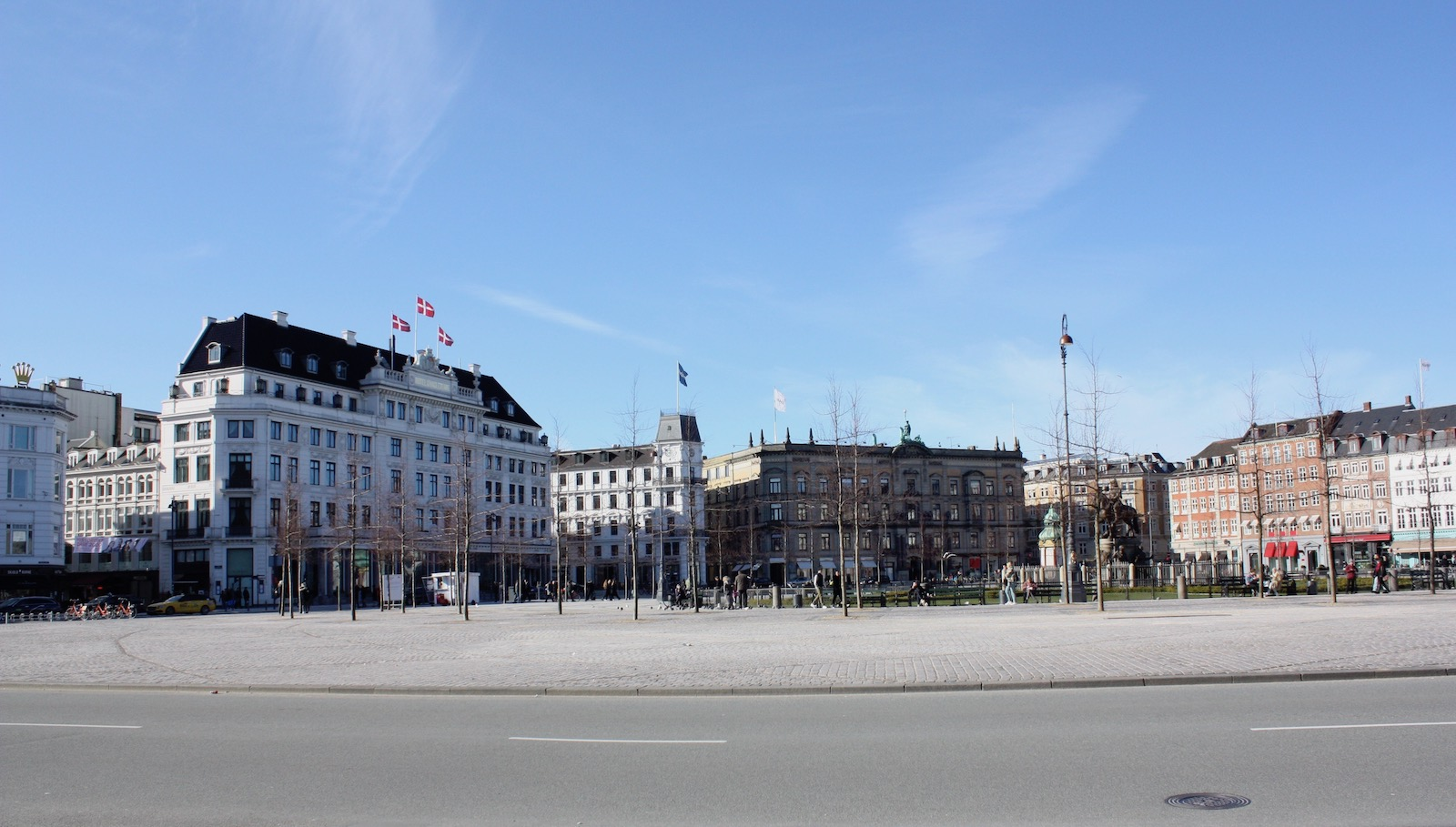 Kongens Nytorv Copenhagen 14.03.20