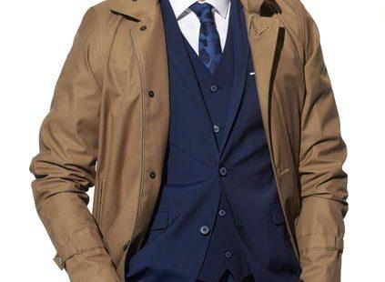 Matinique suit and coat