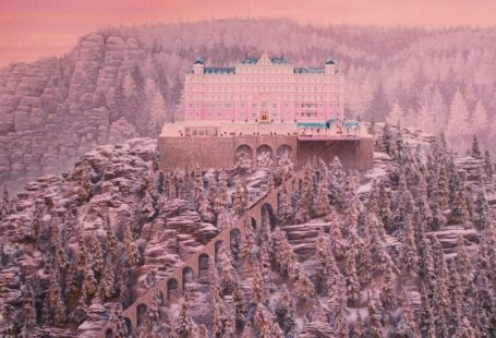 The Grand Budapest Hotel movie still - 1