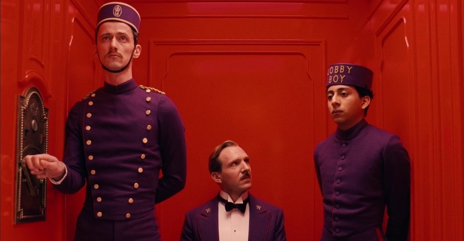The Grand Budapest Hotel movie still - 3