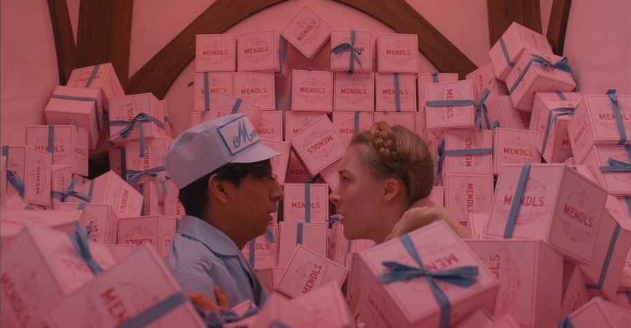 The Grand Budapest Hotel movie still - 4