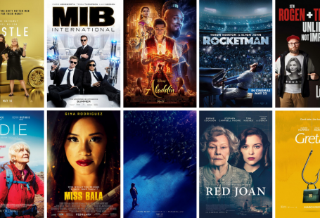 Upcoming must see movies may and june 2019
