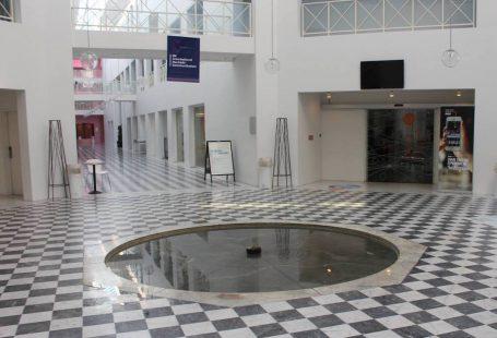 CBS dalgas have entrance area