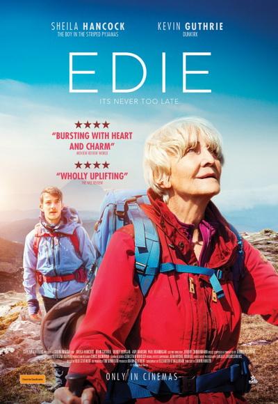 edie movie poster 2019