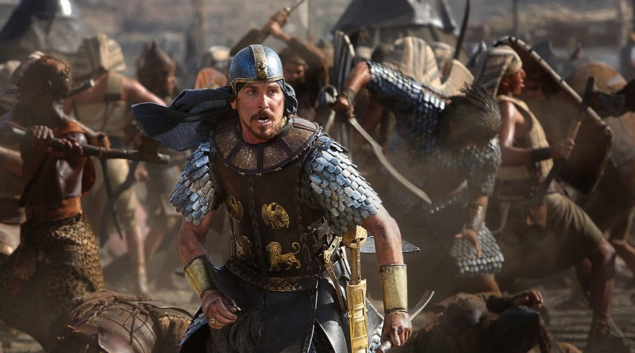 Exodus Gods And Kings 2014 Dual Audio DD 51 720p