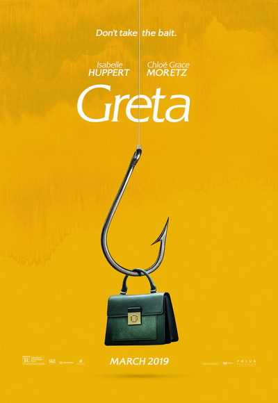 greta movie poster 2019