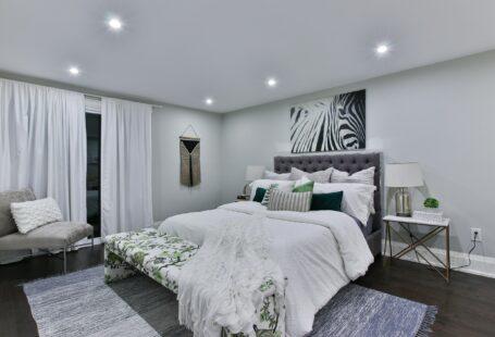 grey bedroom inspiration 2021