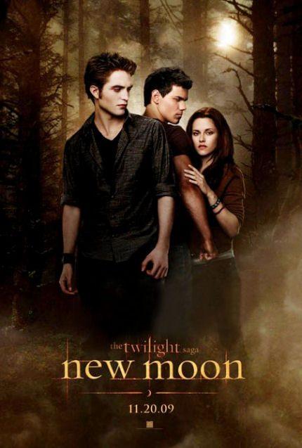 new moon twilight poster