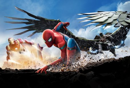 spiderman homecoming poster wide