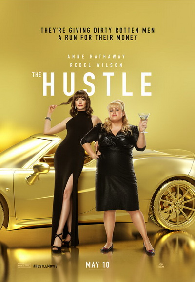 thehustle movie poster 2019