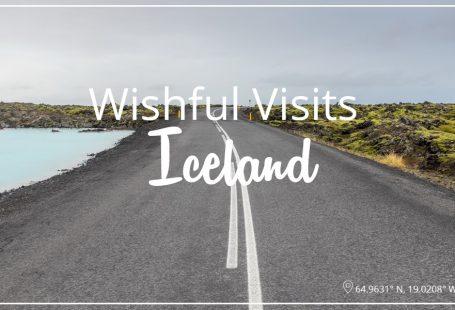 wishful visits iceland intro