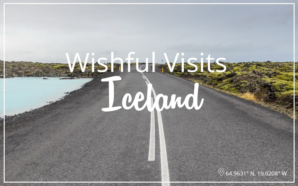 wishful visits iceland intro